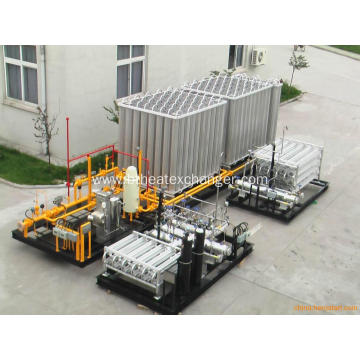 LNG Vaporizer Skid-Mounted Equipments